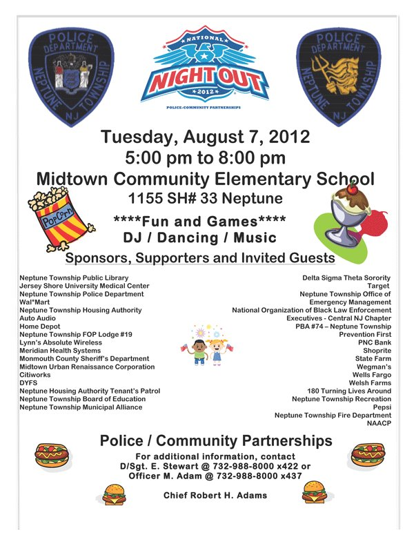 national night out august 7