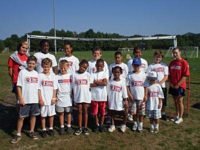 multi sports camp 2010