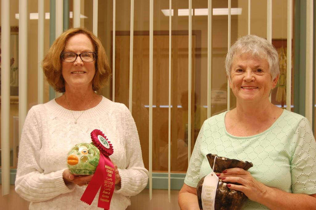 Neptune Senior Center Ceramic Artists Recognized For Their