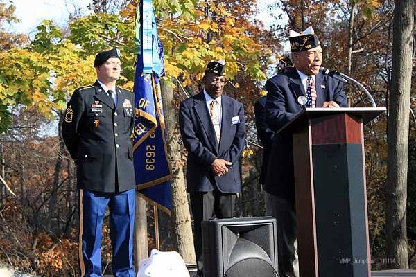 Veterans Memorial Park Dedication_Pictures by JumpStart Communication Students | Neptune Township